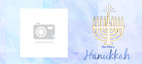 Hanukkah5 Rack Card (4x9)